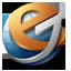 Internet Explorer ou Edge
