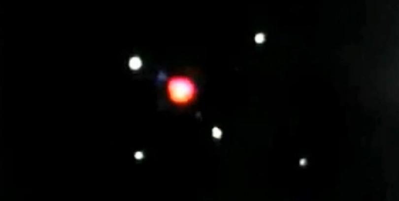 Observation de Nibiru dans l'espace.